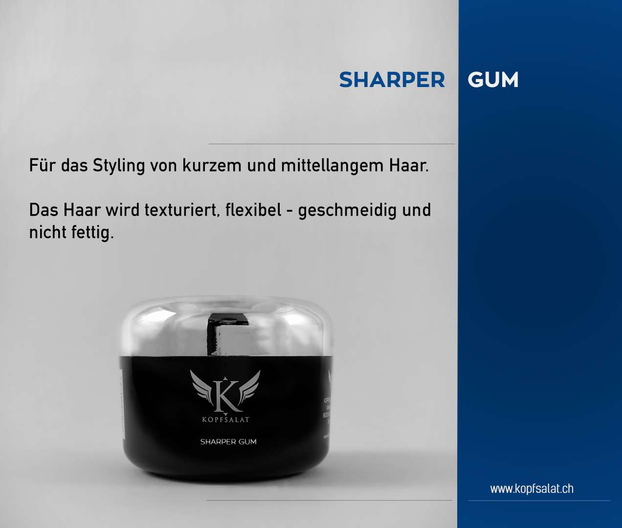 5 sharper gum