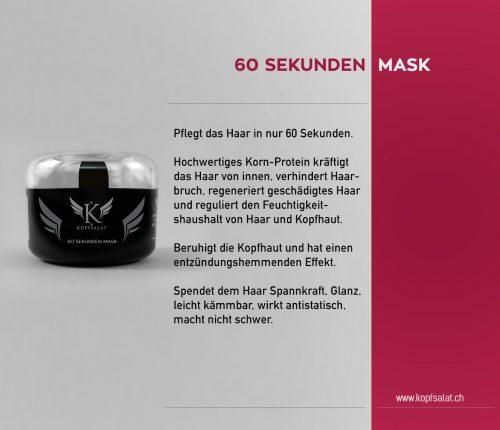 2 60 sekunden mask