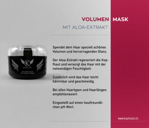 2 volumen mask