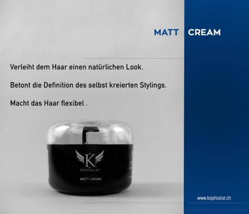 5 matt cream